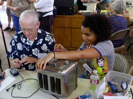 Repair cafe toaster (2)